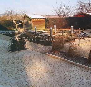 aménagement de cours, Ricol pépinière, Macon, entretien espaces verts