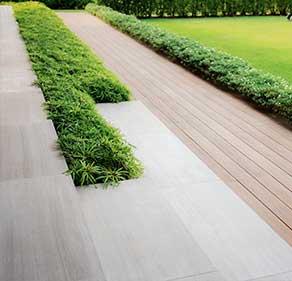 aménagement terrasse Ricol pépinière, Macon, entretien espaces verts
